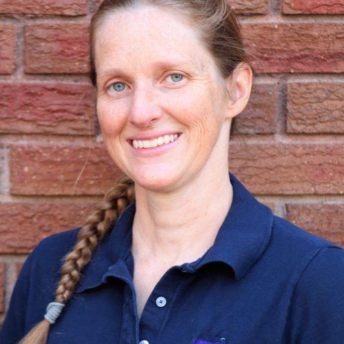 Team member Karyn Fein